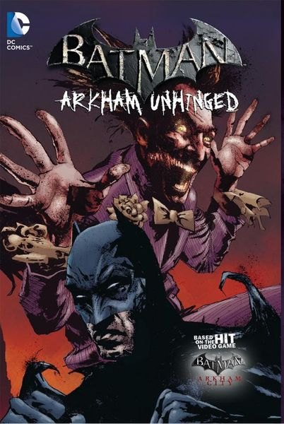 Batman: Arkham Unhinged Vol. 3 batman 66 volume 3