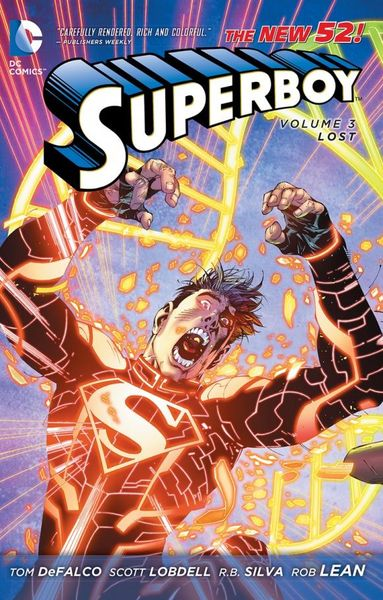 Superboy Vol. 3: Lost (The New 52) last templar vol 3 the the sunken church