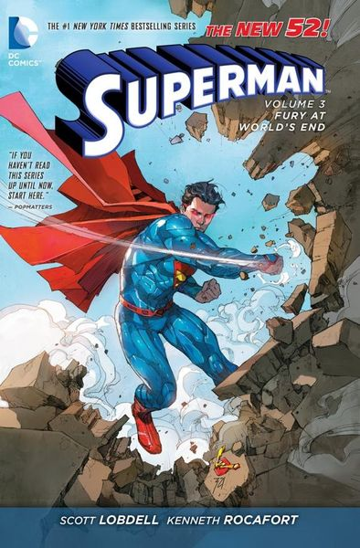 Superman Vol. 3: Fury at World's End (The New 52) crusade vol 3 the master of machines