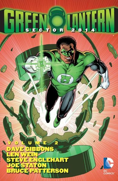 Green Lantern: Sector 2814 Vol. 3 kenya vol 3 aberrations