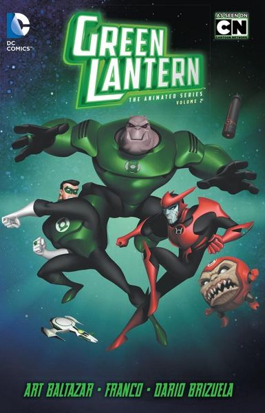 Green Lantern: The Animated Series Vol. 2 green lantern vol 3 the end the new 52