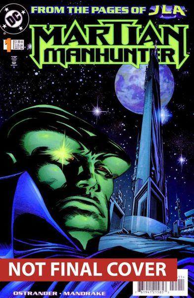 Martian Manhunter: Son of Mars fbs кольцо для полотенца esperado 5bvj x4t
