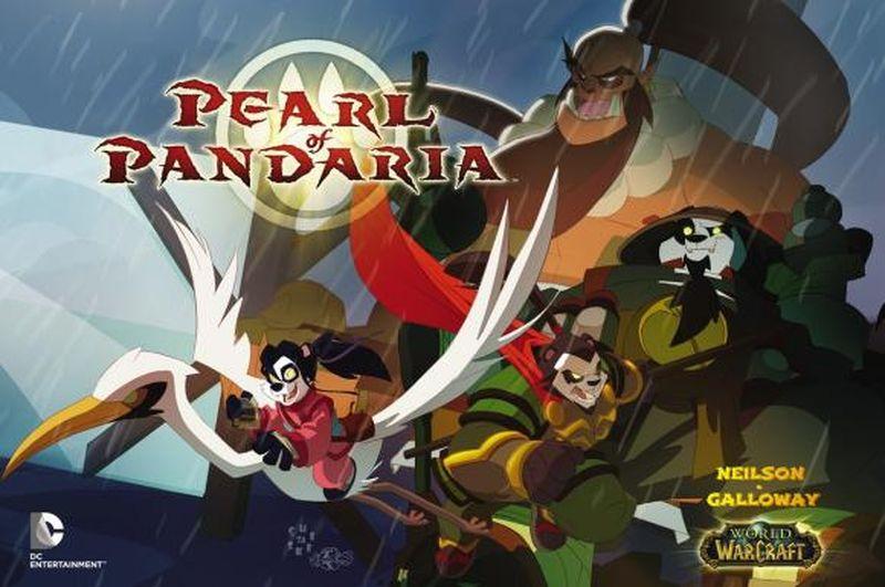 World of Warcraft: Pearl of Pandaria world of warcraft volume 3