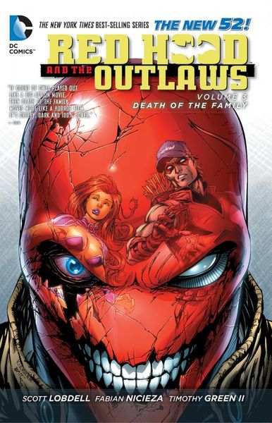 Red Hood and the Outlaws Vol. 3: Death of the Family (The New 52) red tide the chronicles of the exile 3