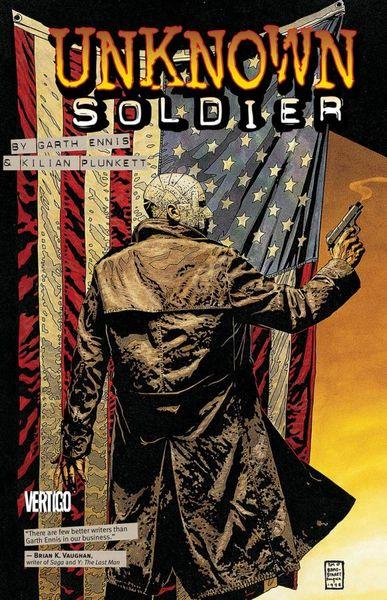 Unknown Soldier (new edition) unknown hw901