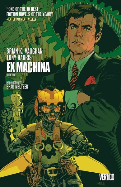 Ex Machina Book One ex machina book 2