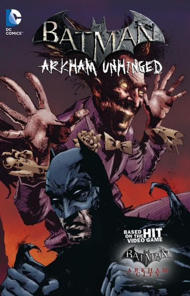Batman: Arkham Unhinged Vol. 3 batman the golden age vol 4