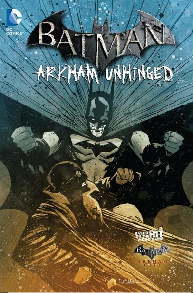 Batman: Arkham Unhinged Vol. 4 batman the golden age vol 4