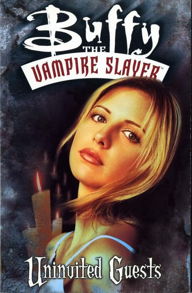 Buffy the Vampire Slayer: Uninvited Guests skull the slayer