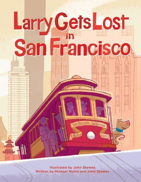 Larry Gets Lost in San Francisco what was the san francisco earthquake