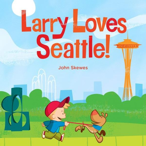Larry Loves Seattle! mtf loves 32gb