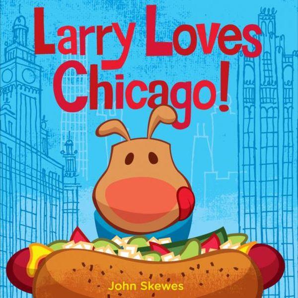 Larry Loves Chicago! mtf loves 32gb