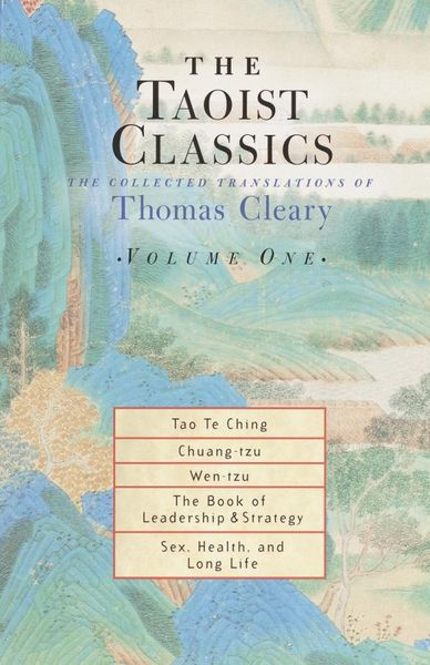 The Taoist Classics, Volume 1 penguin christmas classics 6 volume boxed set