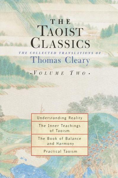 The Taoist Classics, Volume 2 art classics