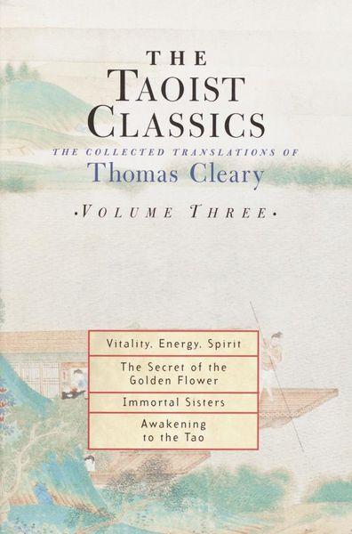 The Taoist Classics, Volume 3