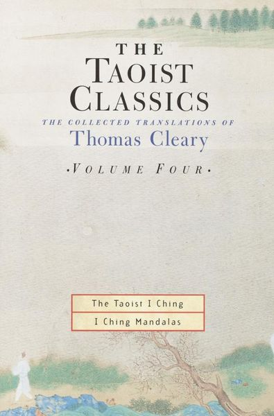 The Taoist Classics, Volume 4 art classics