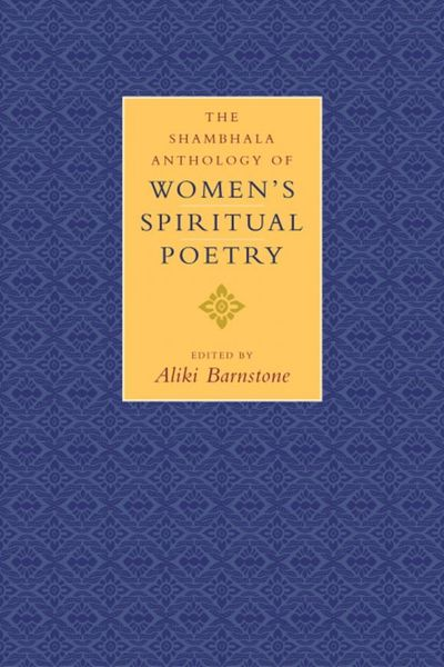 The Shambhala Anthology of Women's Spiritual Poetry social function of folk poetry