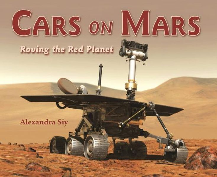 Cars on Mars kinderline cars crbb rt2 836m