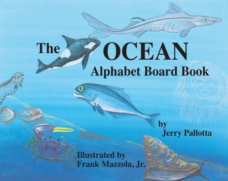 цена на The Ocean Alphabet Board Book