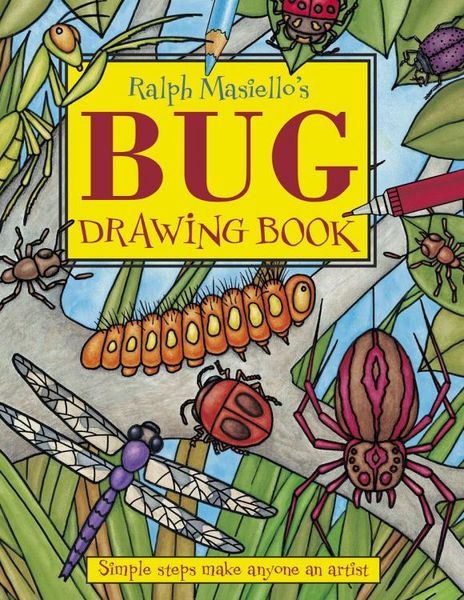 Купить Ralph Masiello's Bug Drawing Book