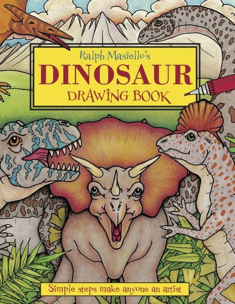 Купить Ralph Masiello's Dinosaur Drawing Book