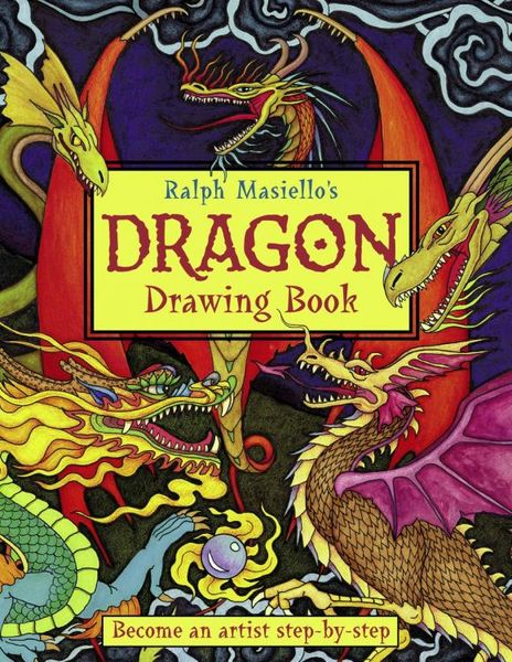 Купить Ralph Masiello's Dragon Drawing Book