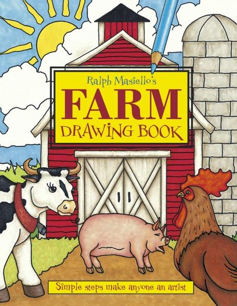 Купить Ralph Masiello's Farm Drawing Book