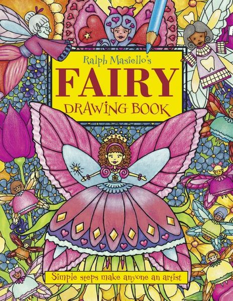 Ralph Masiello's Fairy Drawing Book  - купить со скидкой
