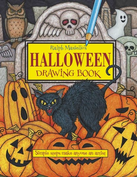 Купить Ralph Masiello's Halloween Drawing Book