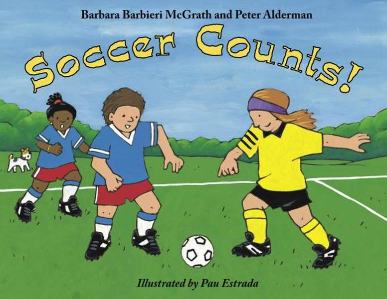 Soccer Counts! игра mookie soccer swingball 7260