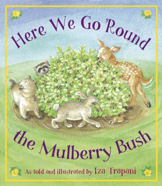 Here We Go 'Round the Mulberry Bush lumy блокнот anytime we go away