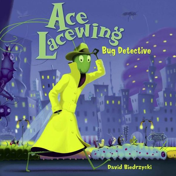 Ace Lacewing: Bug Detective диск tech line neo 541 6 5x15 5x139 7 et40 hb