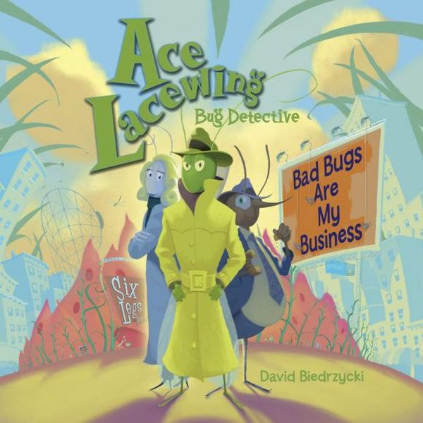Ace Lacewing, Bug Detective: Bad Bugs Are My Business квадрокоптер радиоуправляемый mjx bugs 3