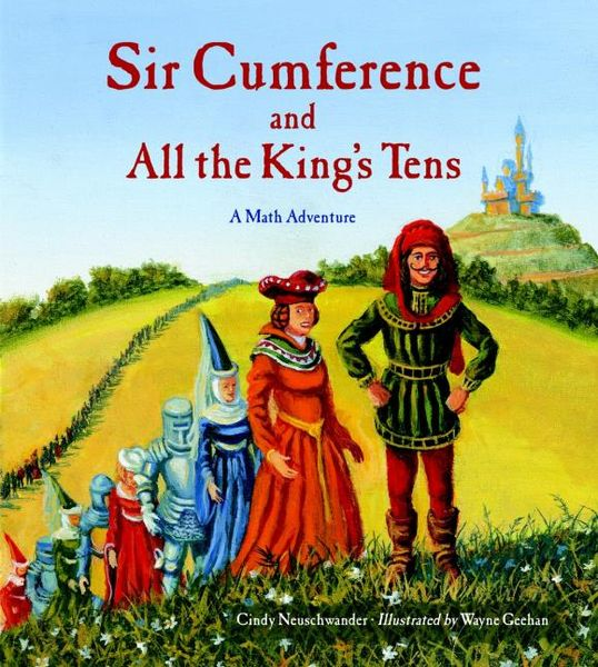 Sir Cumference and All the King's Tens статуэтка yes sir
