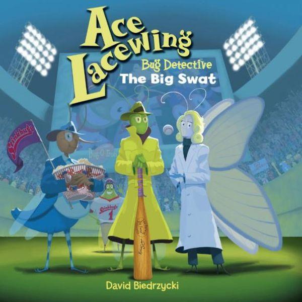 Ace Lacewing, Bug Detective: The Big Swat ace 350 купить