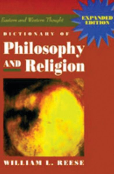 Dictionary of Philosophy and Religion oxford studies in philosophy of religion volume 8