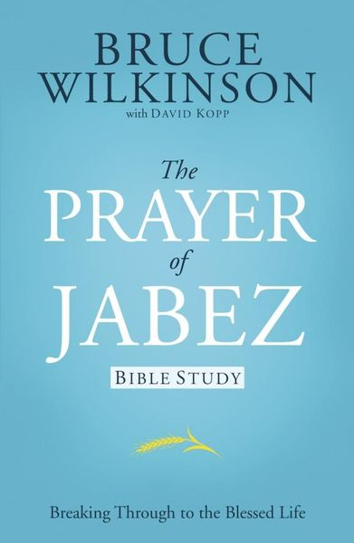 The Prayer of Jabez Bible Study palm os® programming bible