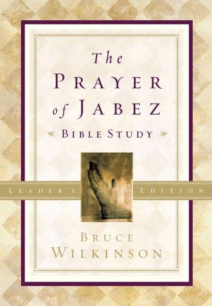 цена на The Prayer of Jabez Bible Study Leader's Edition
