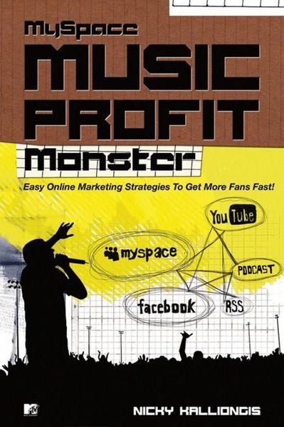 Myspace Music Profit Monster велозамок myspace b
