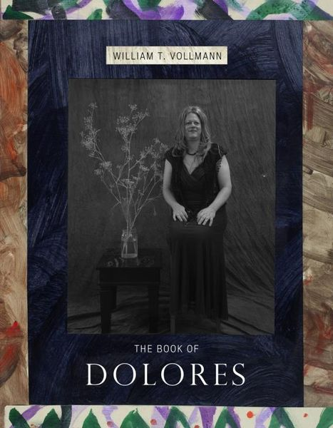 The Book of Dolores stcker book