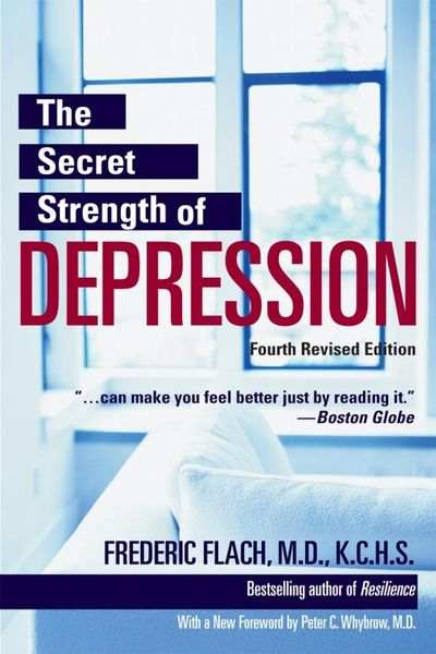 The Secret Strength of Depression, Fourth Edition hunter е warriors omen of the stars 1 the fourth apprentice