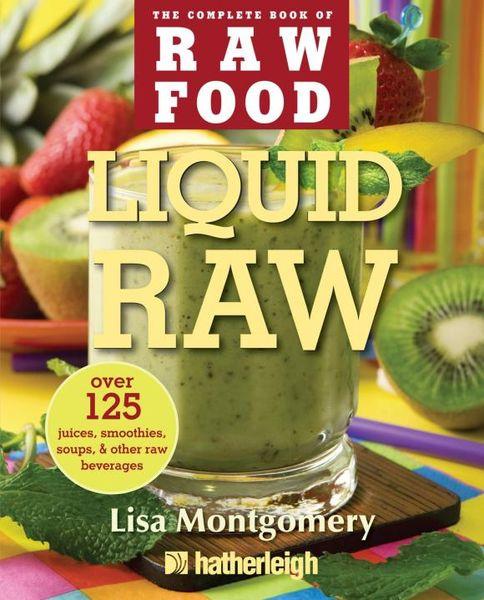 Liquid Raw raw challenge