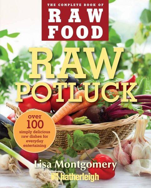 Raw Potluck raw challenge