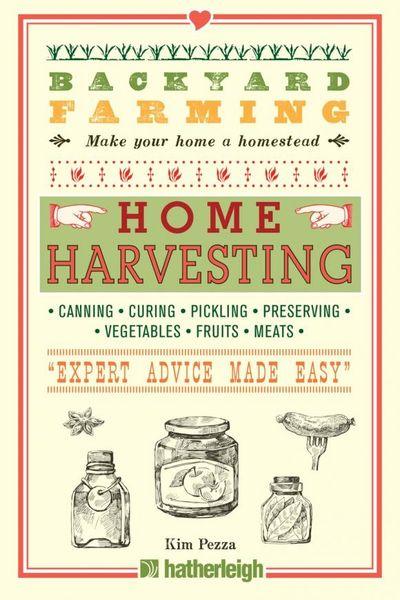 Backyard Farming: Home Harvesting backyard farming keeping honey bees