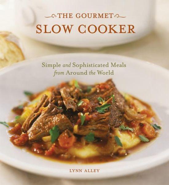 The Gourmet Slow Cooker овощерезка salad gourmet bradex