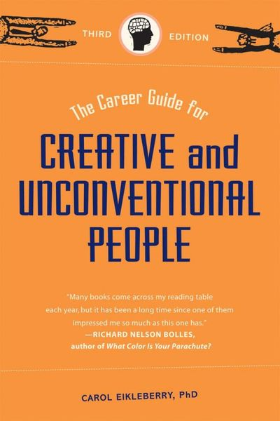 The Career Guide for Creative and Unconventional People career match