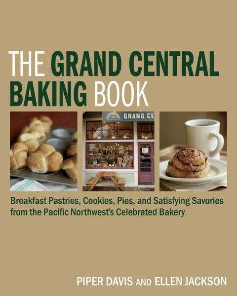The Grand Central Baking Book j фаска grand line коричневая