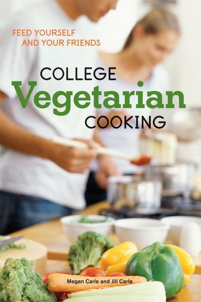 College Vegetarian Cooking college rcollege 369fg