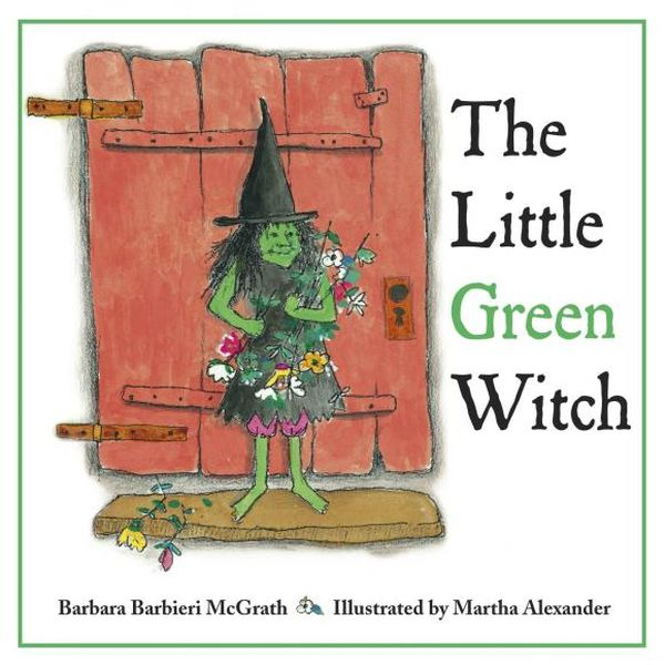 Купить The Little Green Witch,