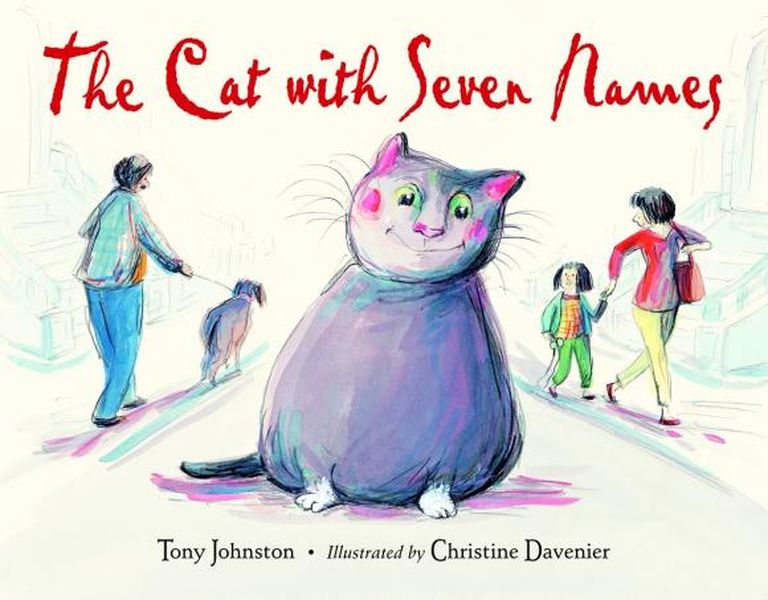The Cat With Seven Names cat сапоги